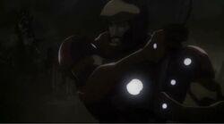 Iron Man Searchs For Rhodey IMRT