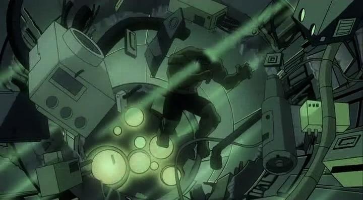 Hulk Gamma Rays PH