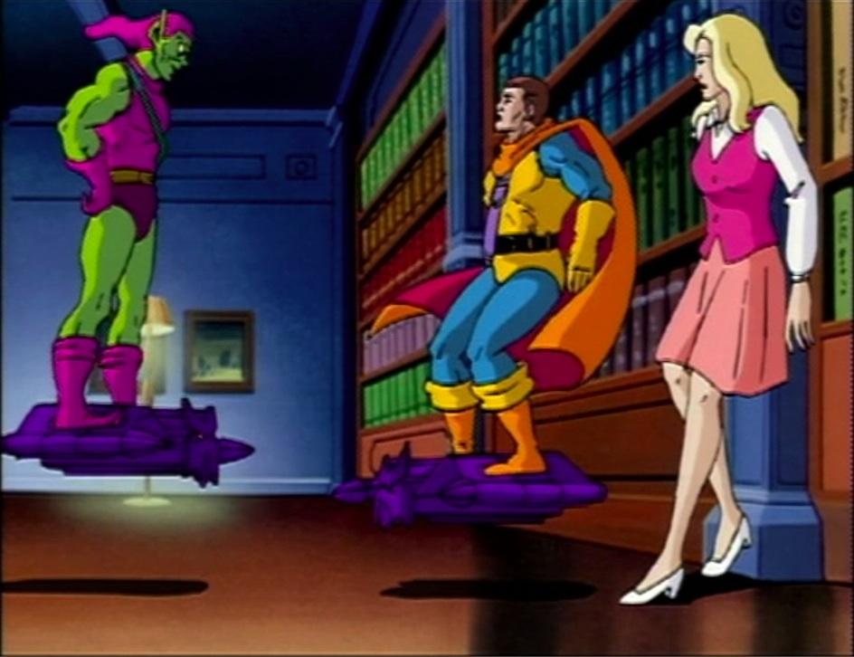marvel heroes fantastic four