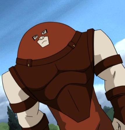 Juggernaut XMen Evolution