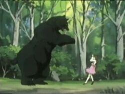 Bear Attacks Emily MOF