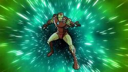 Iron Man AEMH Cameo SHSS
