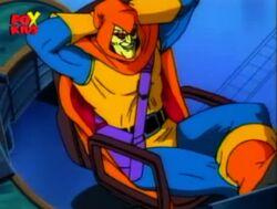 Hobgoblin Tries Kingpin Chair