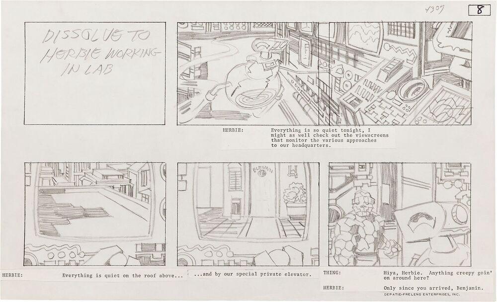 Kirby Storyboard FF78