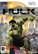 Hulk Wii ES cover
