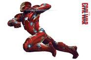 Captain America Civil War promo Iron Man