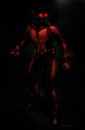 Ant-Man Light Off