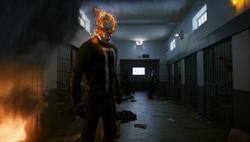 Ghost Rider in Prison 1