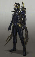 Yellowjacket concept 4