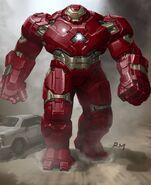 Hulkbuster Concept 2