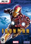 IronMan PC Aust cover