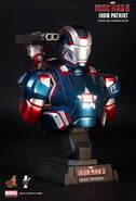 Iron Patriot Bust 2