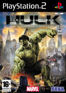 Hulk PS2 AT cover