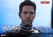 Ant-Man Civil War Hot Toys 19