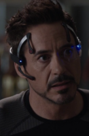 Iron Man Mark XLII Telepresence Headset