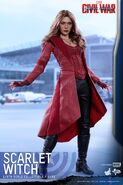 Scarlet Witch Civil War Hot Toys 7