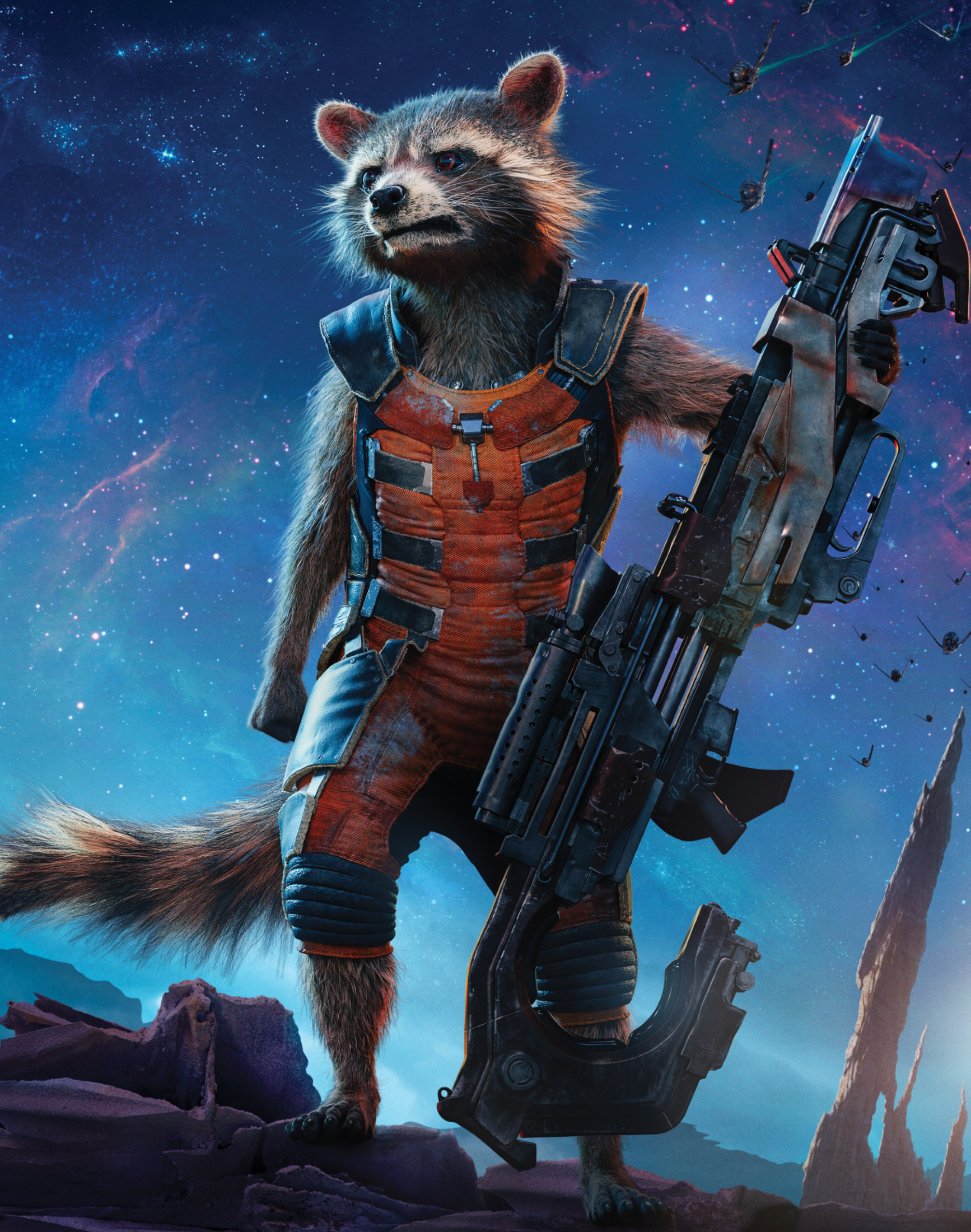 Rocket Raccoon  Marvel Cinematic Universe Wiki  FANDOM