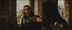 Loki Sif