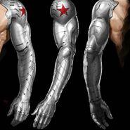 Winter Soldier Arm Concept Arm