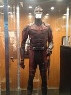 Daredevil Suit Display
