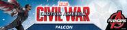Falcon Civil War promo
