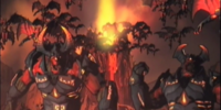 Fire Demons