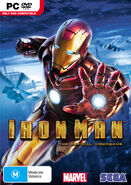 IronMan PC AU cover