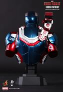Iron Patriot Bust 5