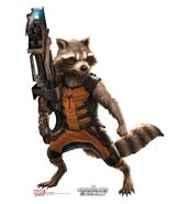 Rocket Promo Art Decor II