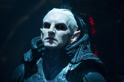 Malekith white face