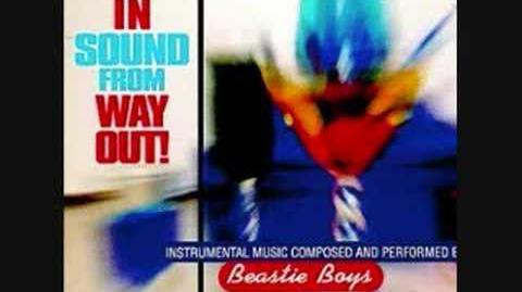 Beastie Boys - 1 Groove Holmes