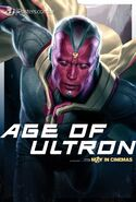 Avengers Age Of Ultron Unpublished Character Poster i JPosters