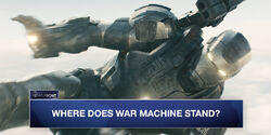 WHiH War Machine