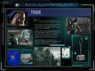 S.H.I.E.L.D. files Thor