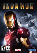 IronMan PC US cover