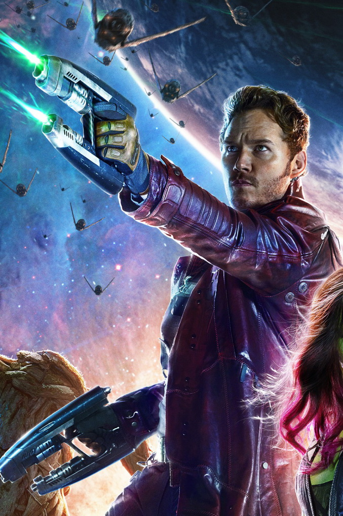 Image - Star-Lord from poster.jpg | Marvel Cinematic ...