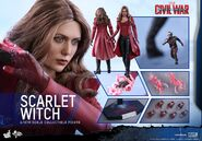 Scarlet Witch Civil War Hot Toys 18