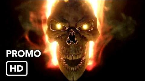 "Marvel's Agents of SHIELD Season 4 ""Ghost Rider"" Teaser Promo (HD)"