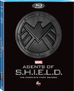 Agents of S.H.I.E.L.D. Season One Home Video