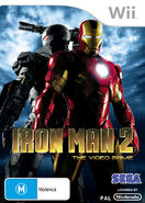 IronMan2 Wii AU cover