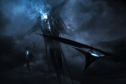 Dark Elves Ships Concept
