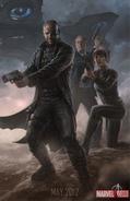 Avengers Poster - SHIELD
