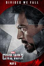 Divided We Fall Iron Man