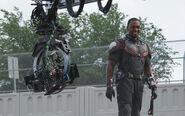 Captain America Civil War BTS 1