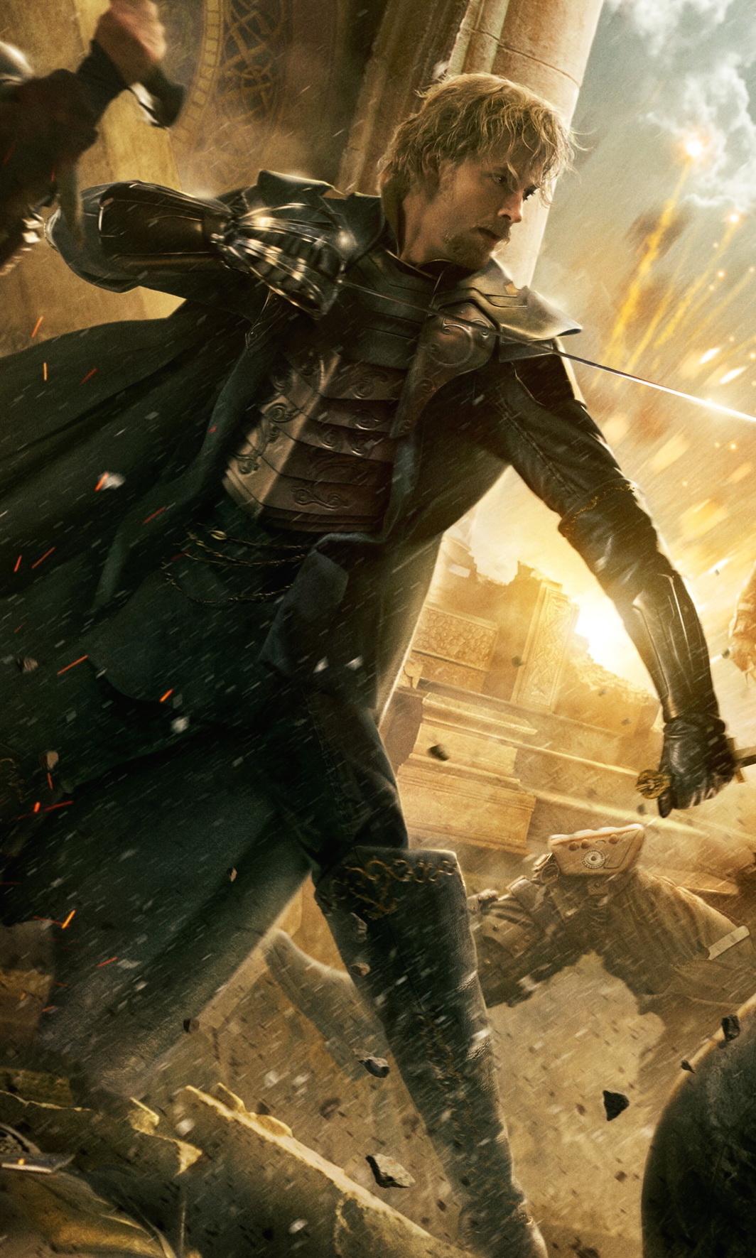 Fandral Marvel Cinematic Universe Wiki Fandom Powered