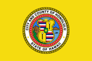 Flag of Honolulu
