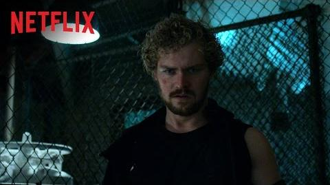 Marvel's Iron Fist NYCC Teaser Trailer HD Netflix