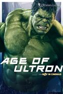 Avengers Age Of Ultron Unpublished Character Poster a JPosters