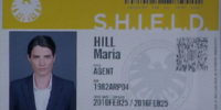S.H.I.E.L.D. ID Cards