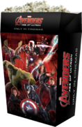 Age of Ultron Popcorn Box